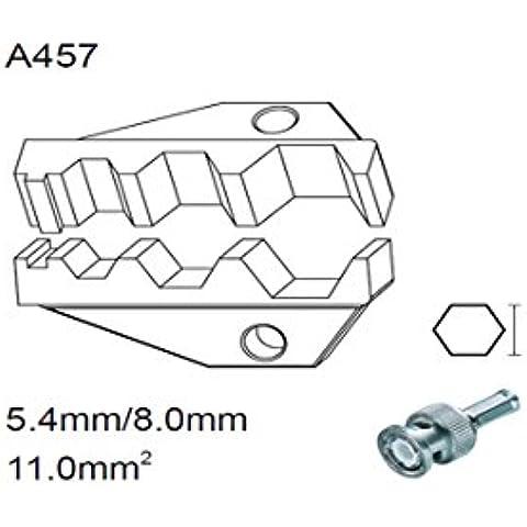 A457 amno perfectdarts para HS-457 FSE-457 AM-10 EM-6B1 EM-6B2 PILER tenaza CRIMPADORA máquina un set