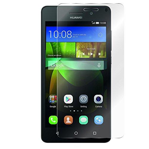 Huawei G Play Mini / Honor 4C Panzerglas Displayschutzfolie , Conie Mobile Schutzfolie 9H Härte, Anti Kratzen, Anti Öl, Anti Bläschen, Huawei G Play Mini / Honor 4C (5,0 Zoll (12,7 cm)