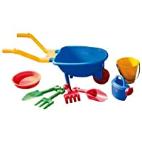 Chad Valley Wheelbarrow Set. by Chad Valley