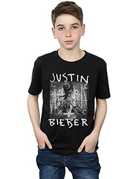 Justin Bieber Niños Purpose Album Cover Camiseta