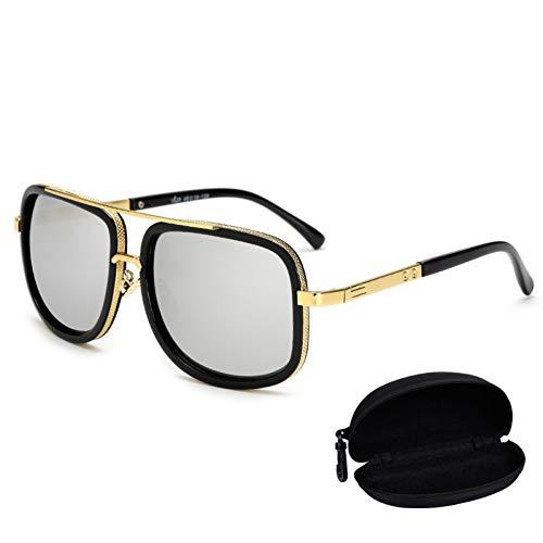sijiaqi Übergroßen männer mach eine Sonnenbrille männer Frauen Sonnenbrille Platz männlich de sol weibliche Sonnenbrille für männer Frauen,Style 7