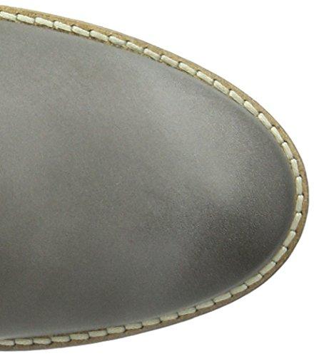 BULLBOXER683E6L583 - Stivali a metà polpaccio con imbottitura leggera Donna Grigio (Grau (Grpht))