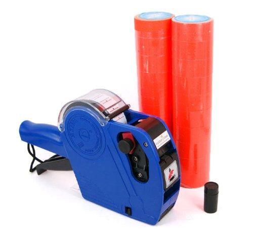 Discountoase Preisauszeichner MX-5500 EOS Professional Spar-Set Etiketten Rot