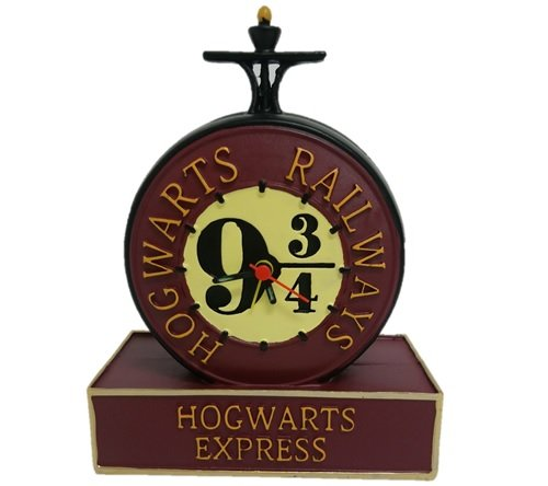 Harry Potter Hogwarts Express Desk Clock
