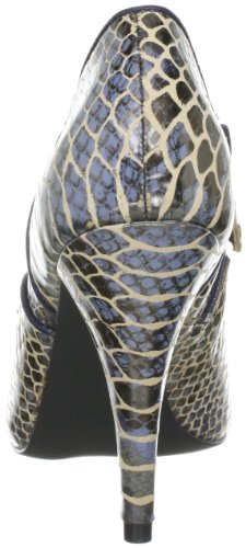Rockport Presia Zip Shootie, Boots femme Bleu-TR-F4-175