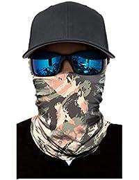 045ac656b9aa Topker en Plein air sans Couture Scarf Sport Cyclisme Équitation Randonnée  Foulard vélo Masque de Ski