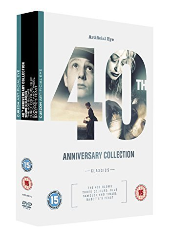Artificial Eye 40th Anniversary Collection: Volume 4 [DVD] [UK Import]: Alle Infos bei Amazon