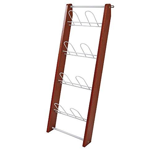 LVZAIXI Badezimmer-Hintertür-Pantoffel/Hang-Aufhänger/Mini Einfacher Schuh/an der Wand befestigtes...