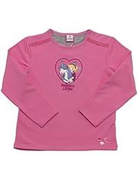Prinzessin Lillifee Lilliefee Uni, Sweat-Shirt Fille