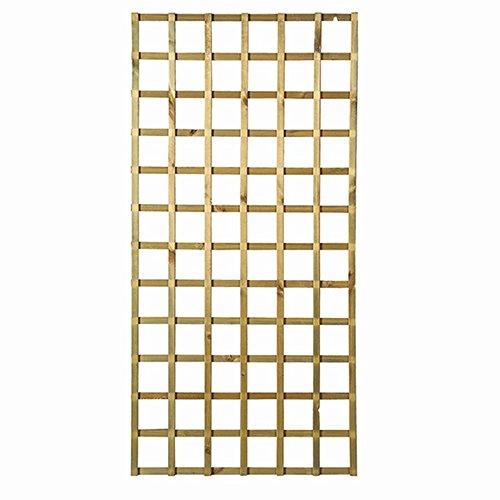 forest style spalier yota beige 180 x 90 x 8 cm von. Black Bedroom Furniture Sets. Home Design Ideas