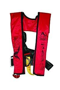 LALIZAS automatique 150N Gilet de sauvetage avec sangle de sécurité 12402–371098