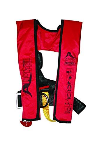 Lalizas Rettungsweste Automatik 150 N mit Sicherheitsgurt 12402-3 71098