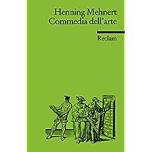 Commedia dell'arte (Reclams Universal-Bibliothek)