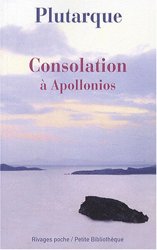 Consolation à Apollonios