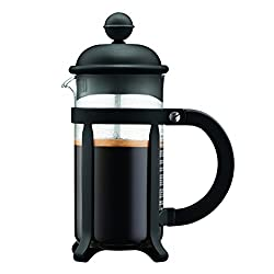 Bodum 1903-01 Java French Coffee Press 3 cup 0.35l 12oz Schwarz