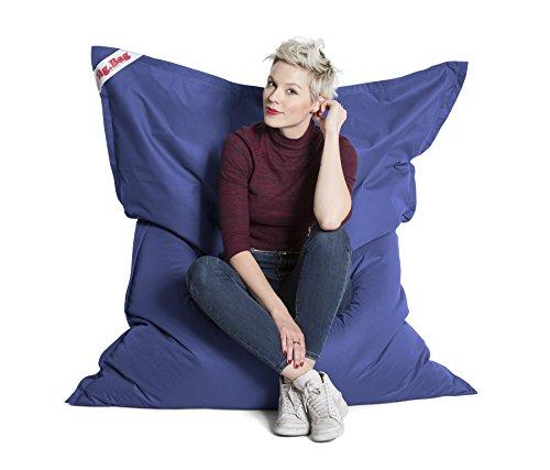 Sitzsack Brava Big Bag 130x170cm dunkelblau