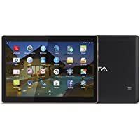 Tablet 10 (10.1'') Pulgadas BEISTA (2GB RAM,16GB ROM,WiFi,Quad-Core,Android 7.0,HD IPS 800x1280,Doble Cámara,Doble Sim,OTG,GPS)- Color Negro