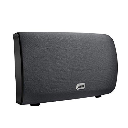 JAM Audio Rhythm kabellose WiFi Lautsprecher mit Alexa Voice - Einzelnd/ Multiroom, 2.1 Stereo Sound -