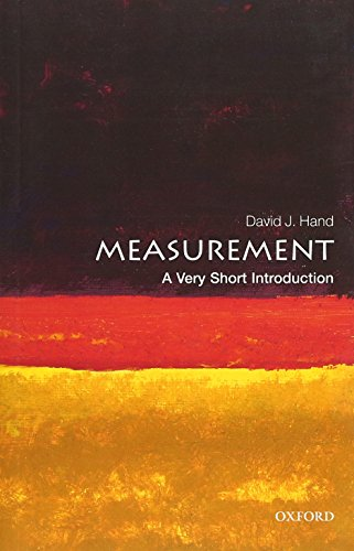 Used, Measurement: A Very Short Introduction (Very Short for sale  Delivered anywhere in UK