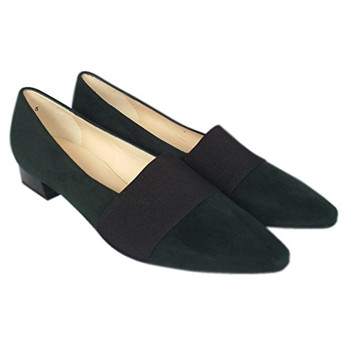 Peter Kaiser Lagos Tip Toe Pompes Bottle Suede Bouteille Suede