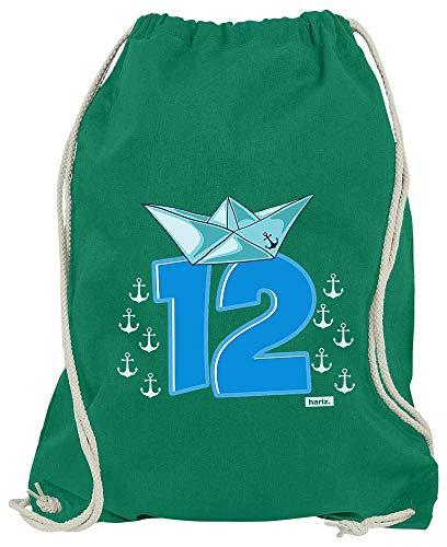 at Schiff Hut 12 Geburtstag Teenager Plus Geschenkkarten Grün One Size ()