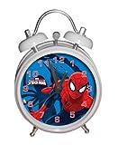 Die besten Spiderman Wecker - Spiderman Wecker Glockenwecker Fanartikel 557-23653 Bewertungen
