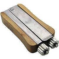 Adhere To Fly 1Pc Bienenzucht Hive Rahmenwerkzeug Drahtspanner Kabelspanner Crimper Edelstahl Holz (Metall)