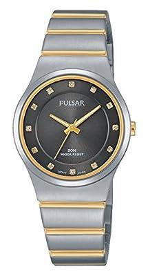 Pulsar mujer-reloj analógico de cuarzo de acero inoxidable PH8171X1 de Pulsar