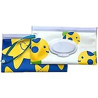 Dispensador reutilizable para toallitas húmedas, mantiene las toallitas húmedas, para bebés o toallitas personales