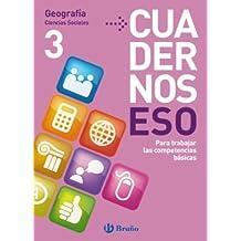 Cuadernos ESO Ciencias Sociales 3 (Castellano - Material Complementario - Cuadernos Eso) - 9788421664797