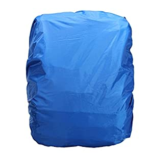 41LQ58caCjL. SS300  - VORCOOL Waterproof Backpack Rain Cover 15L-35L Daypack Dustproof Rainproof Protector Cover (Elastic Adjustable) for…