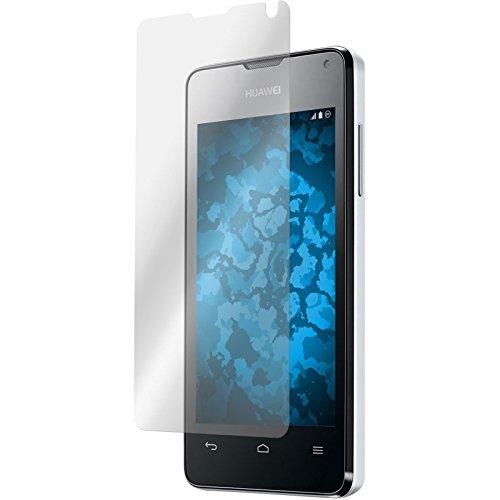 PhoneNatic 2er-Pack Bildschirmschutzfolien klar kompatibel mit Huawei Ascend Y300