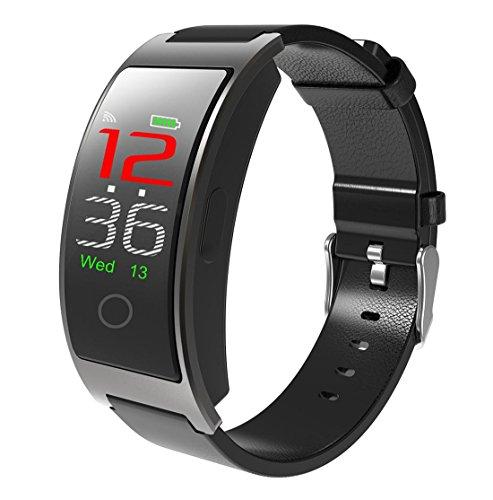 gstek smartwatch bluetooth XHL Art Smart Band CK11C Smart Bracelet 0.96 IPS Schermo a Colori Pressione arteriosa Frequenza cardiaca Supporto iOS Android