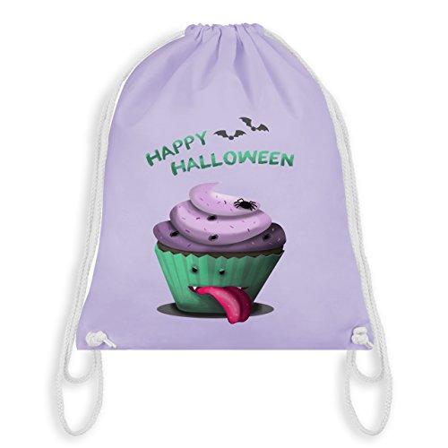 Halloween - Halloween treats - Unisize - Pastell Lila - WM110 - Turnbeutel & Gym Bag
