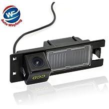 Auto Wayfeng WF® HD CCD cámara del coche a prueba de agua retroceso del coche