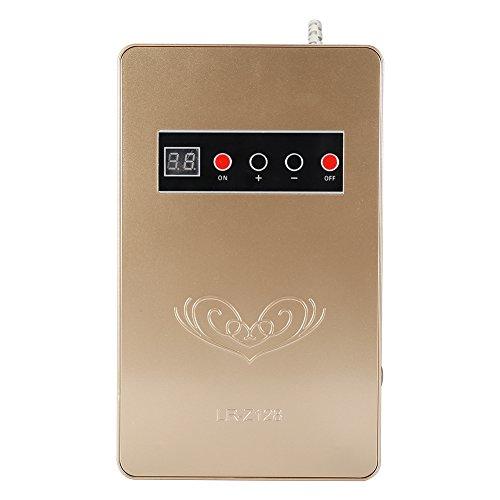 Yosoo Ozon-Generator, Ozonator, für Haushalt, Wasser, Gemüse-Sterilisator, zur Entgiftung von Früchten, 220 V, 50 Hz, 600 mg/h gold Gold-frucht