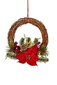 Corona de Navidad Heitmann Deco