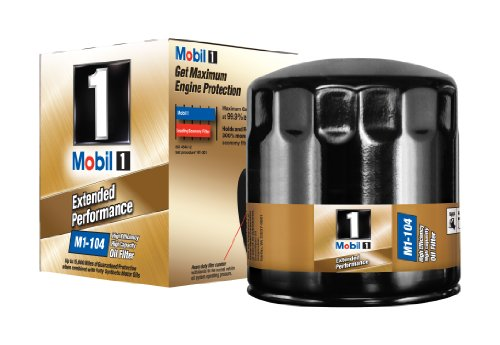 Mobil 1 M1–104 Extended Performance Ölfilter (Mobil 1 Filter)