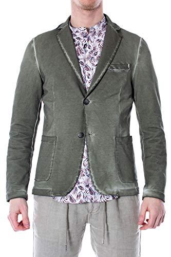 HYDRA CLOTHING Hombre 71196Green Verde Algodon Blazer