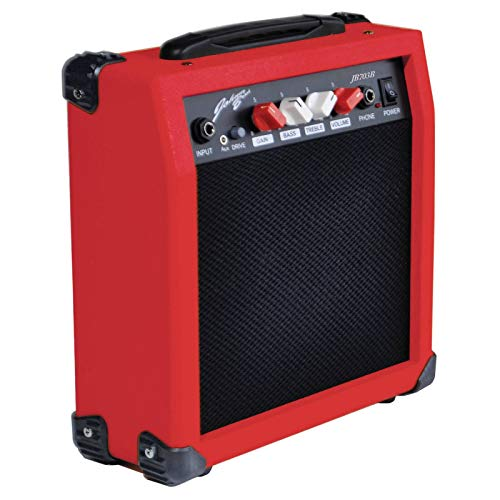 Johnny Brook 20W Gitarren Verstärker (Farbe Rot)