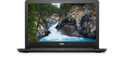 "Dell Vostro 3568 - Ordenador Portátil 15.6"" FullHD (Intel Core i5-8250U, 8 GB de RAM, 256 GB de SSD, AMD Radeon R5 M420 2GB, Windows 10 Pro) - Teclado QWERTY Español"