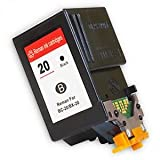 Kompatible Tintenpatrone für Canon Fax EB 10 Fax EB - 10, schwarz