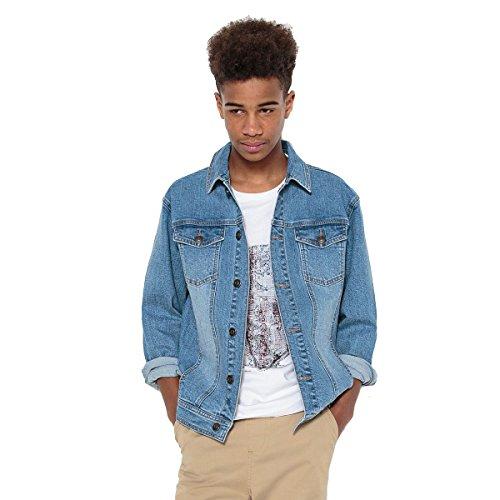 La redoute collections bambino giacca in denim 1016 anni 16 anni 174 cm