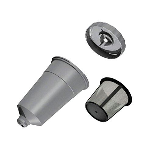 lbare Kaffeekapsel Filter 3 in 1 ()