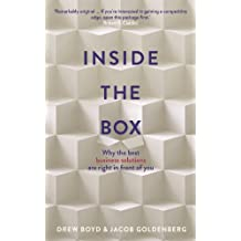 Inside the Box: The creative method that works for everyone by Jacob Goldenberg (2013-06-06)
