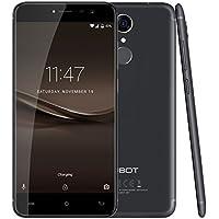 "CUBOT Note Plus(2017) - Smartphone Libre 4G Android 7.0, (Pantalla táctil 5.2"" HD, 2800mAh batería, 3GB Ram + 32GB ROM, Quad core, Dual SIM, Cámara 16Mp, 1.5 GHz),negro [ CUBOT OFICIAL ]"
