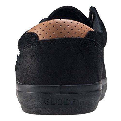 Globe Herren Willow Skateboardschuhe Noir
