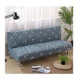 Kbsin212 - Funda para sofá cama de 160 a 190 cm (elástica