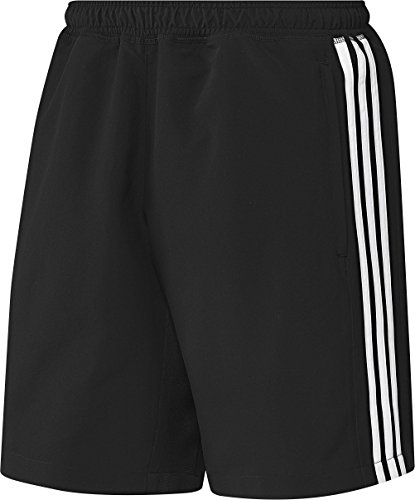 adidas Herren Short T16 CC, Black/White, XL, AJ5293