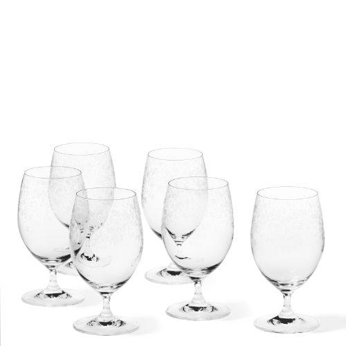 Leonardo 17451 Wasser Chateau Gläser, 6-er Set (Set Wein Gläser)